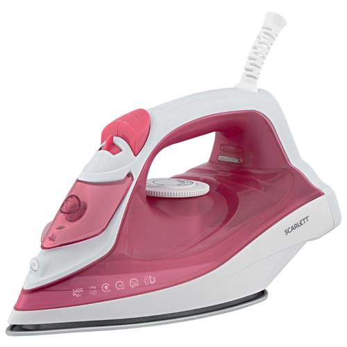 Утюг Scarlett SC-SI30K56 розовый/белый недорого