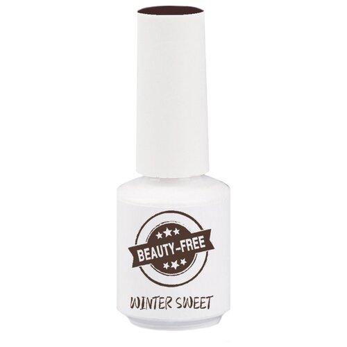 Купить Гель-лак для ногтей Beauty-Free Winter Sweet, 8 мл, коричневый