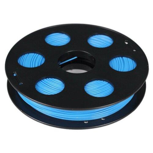 Голубой PLA пластик Bestfilament для 3D-принтеров 05 кг (175 мм)