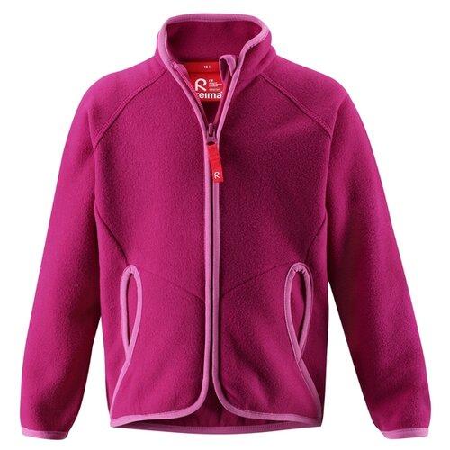 Толстовка Reima Dorothy 526106 размер 146, 3580 cherry pink reima толстовка для девочек reima haiko размер 146