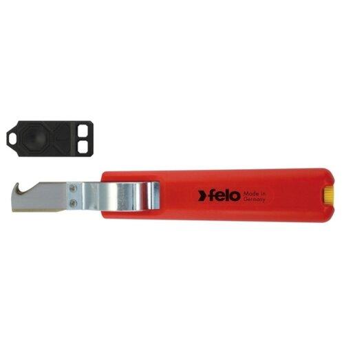 Нож для снятия изоляции Felo 58401811 устройство для снятия изоляции shtok си 25 06101