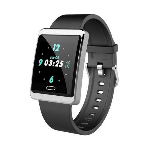 Умные часы HerzBand Classic Max, черный/серебристый