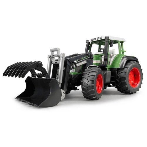 Трактор Bruder Fendt Favorit 926 Vario с погрузчиком (02-062) 1:16 38 см зеленый bruder трактор john deere 6920 с погрузчиком зеленый