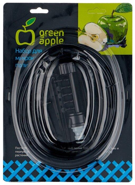 Green Apple Набор капельного полива GWDK6-070, длина шланга:10 м