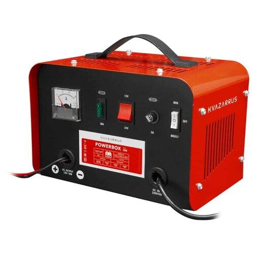 Зарядное устройство Kvazarrus PowerBox 10M красный/черный зарядное