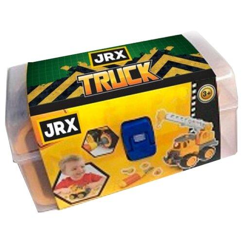 Купить Винтовой конструктор JRX Truck 72363 Бетономешалка, Конструкторы
