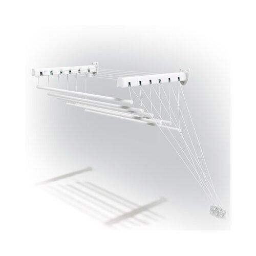 Фото - Сушилка настенная для белья Gimi Lift 160 сушилка для белья gimi потолочная lift 100 белая