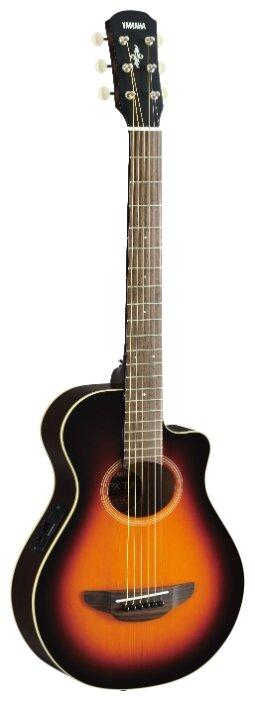 Электроакустическая гитара YAMAHA APXT2 Old Violin Sunburst