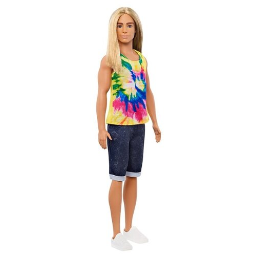 Купить Кукла Barbie Fashionistas Кен, GHW66, Куклы и пупсы