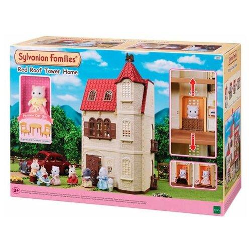 Sylvanian Families Набор Трехэтажный дом с флюгером 5400