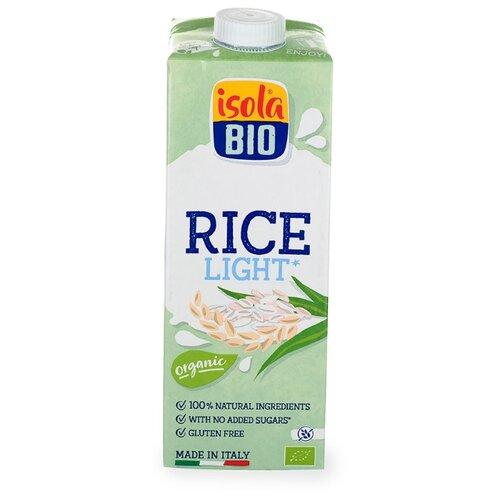 Рисовый напиток Isola Bio Rice Light 1 л