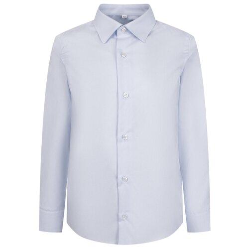 Купить Рубашка Malip размер 170, голубой, Рубашки