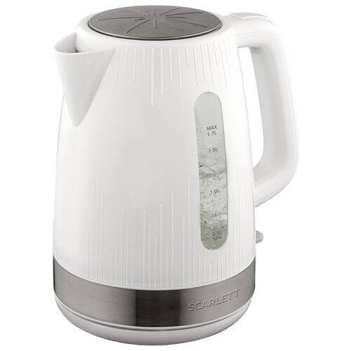 Чайник Scarlett SC-EK18P50, белый