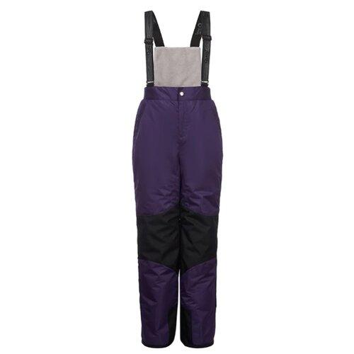 Купить Полукомбинезон Oldos Стелла AAW203T1PT00 размер 98, сливовый, Полукомбинезоны и брюки