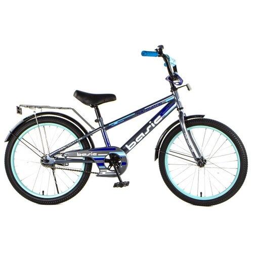 Детский велосипед Navigator Basic (ВН20214) серый 10 (требует финальной сборки) велосипед детский navigator вн20214 basic