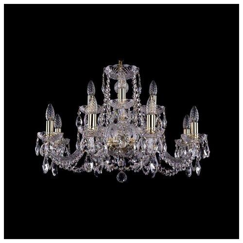 Люстра Bohemia Ivele Crystal 1402 1402/8+4/240/G, E14, 320 Вт люстра bohemia ivele crystal 1716 8 8 4 265b gb