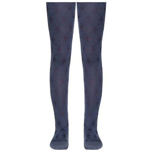 Купить Колготки Conte-kids BRAVO размер 116-122, темный джинс