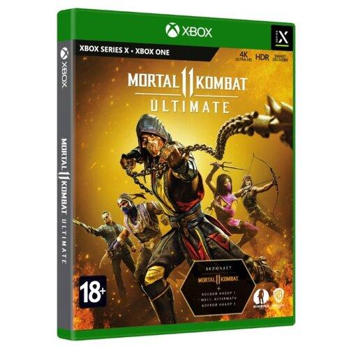 Купить Игра для Xbox ONE/Series X Mortal Kombat 11 Ultimate, Warner Bros.