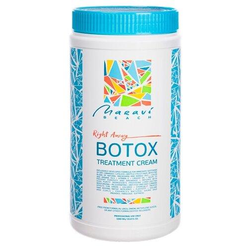 Купить Maravi Beach Right Away Botox Крем для волос, 1000 мл