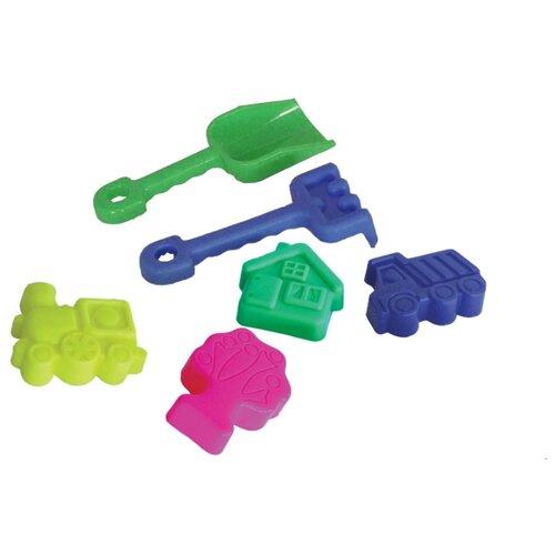 Набор ОГОНЁК С-193 синий/зеленый/розовый скейтборд pwsport classic цвет розовый зеленый дека 22