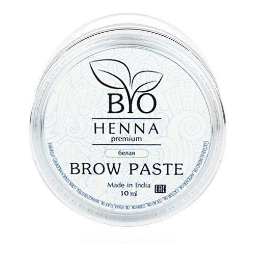 Bio Henna Паста для бровей 10 мл белый