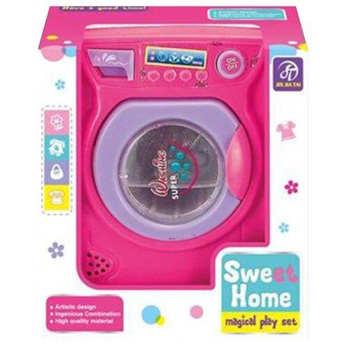 Купить Стиральная машина Jin Jia Tai Sweet Home 675 розовый/фиолетовый, Детские кухни и бытовая техника