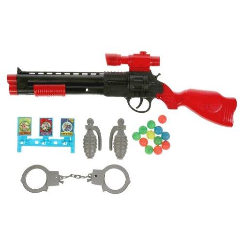 Купить Набор Играем вместе Военный (1812G116-R), Игрушечное оружие и бластеры