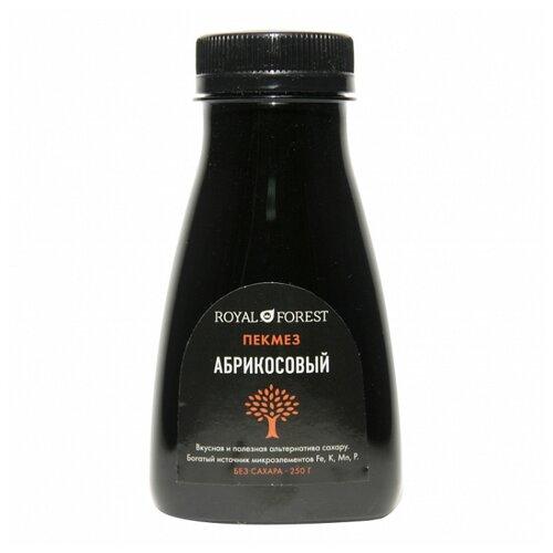 ROYAL FOREST Пекмез абрикосовый жидкость 250 г