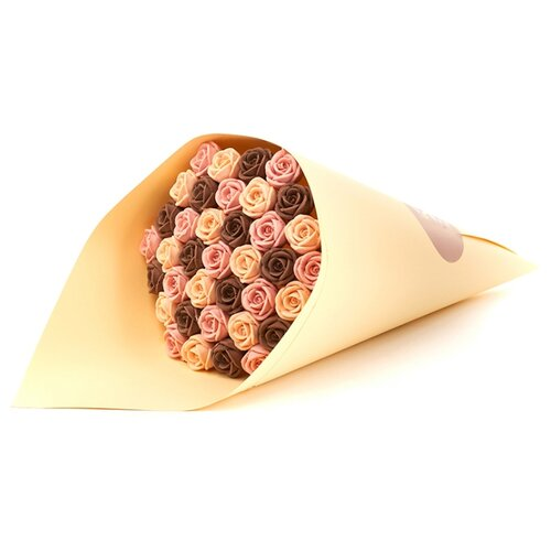 Набор конфет Choco Story Шоколадные розы B37-J-RSHO ассорти 444 г набор конфет mieszko choco amore 300 г