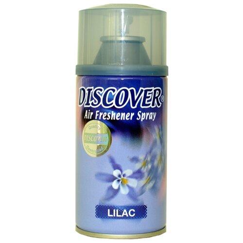 Discover сменный баллон Lilac, 320 мл 1 шт. discover сменный баллон lilac 320 мл 1 шт