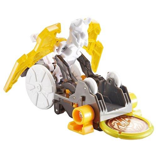 Купить Трансформер РОСМЭН Дикие скричеры. Линейка 4 Джайнт Рок 37753 желтый, Роботы и трансформеры