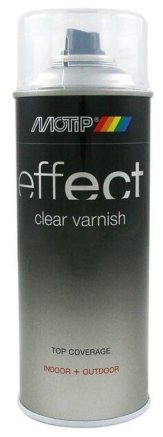 Лак MOTIP Deco effect сатиновый