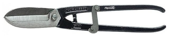 Строительные ножницы прямые 220 мм Sparta 783125