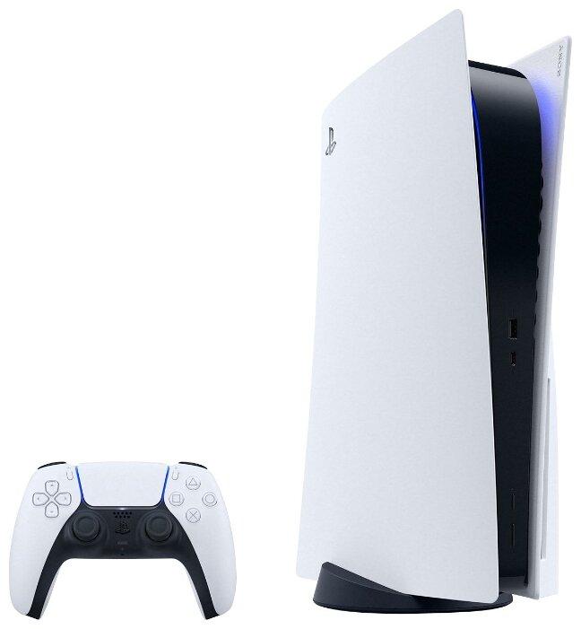 Игровая приставка Sony PlayStation 5 — купить по выгодной цене на Яндекс.Маркете
