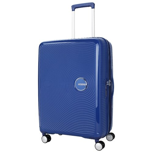 Фото - Чемодан American Tourister Soundbox M 81 л, midnight navy 13153