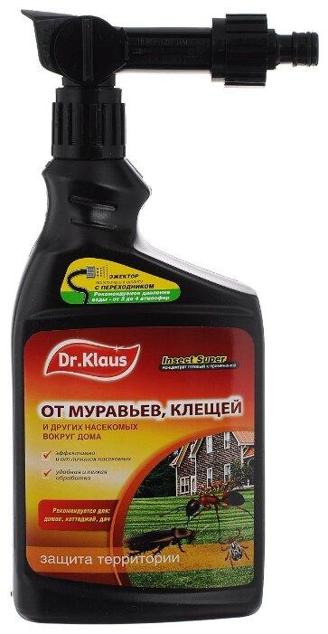 Dr. Klaus Dr.Klaus Эжектор концентрат от Муравьев и др. насек., фл. 1 л DK06230011