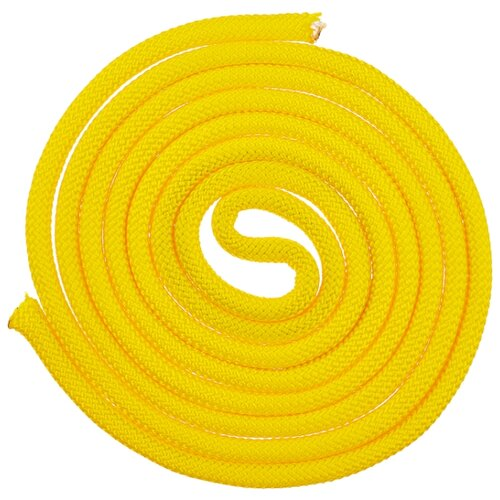 термонаклейка череп желтый 11 34885 sm 03 Гимнастическая скакалка утяжелённая Indigo SM-123 желтый 300 см
