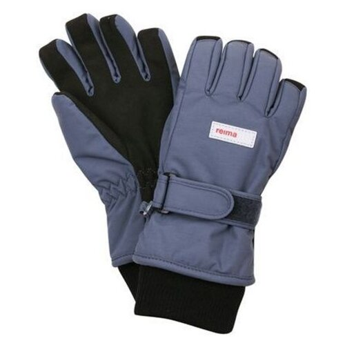 Перчатки Reima размер 8, dark grey