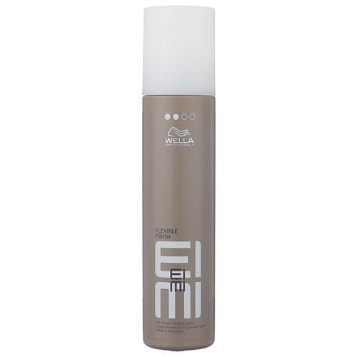 Wella Professionals Неаэрозольный спрей для укладки волос Eimi Flexible finish, средняя фиксация, 250 мл wella professionals спрей для укладки волос eimi body crafter средняя фиксация 150 мл