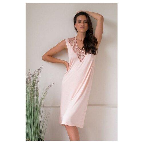 Сорочка Laete размер L(48) персиковый платье oodji цвет персиковый 14001182b 47420 5400n размер l 48