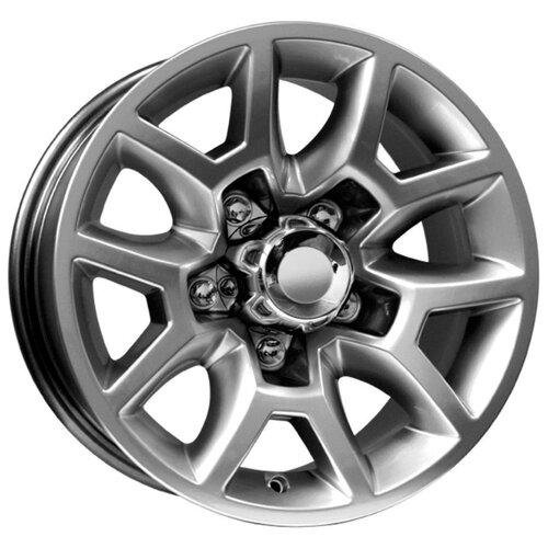 Колесный диск K&K Калахари 7.5x16/5x150 D112.1 ET2 дарк платинум колесный диск k