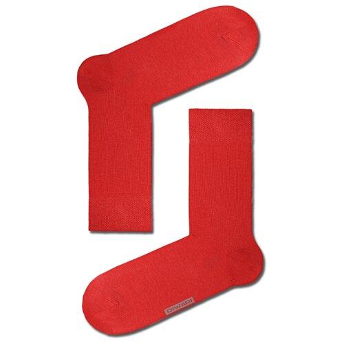 Фото - Носки Diwari Happy 15С-23СП 000, размер 25, красный носки diwari happy 15с 23сп 055 размер 25 черный бордовый
