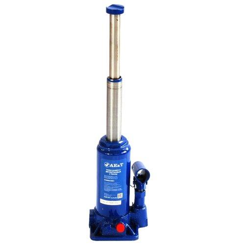 Домкрат бутылочный гидравлический AE&T T02002 (2 т) синий