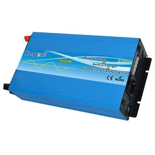 Купить Инвертор Kongsolar KPC24/2000 синий