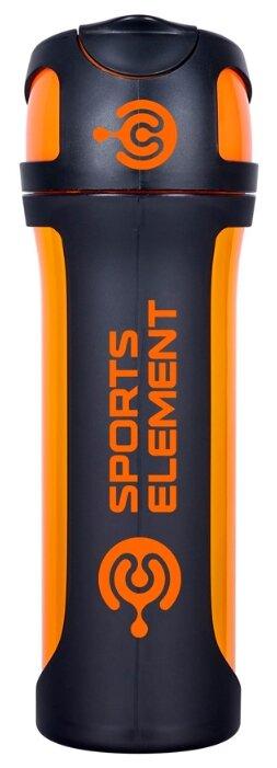 Спортивный элемент Бутылка Цитрин, Цвет2: Цитрин