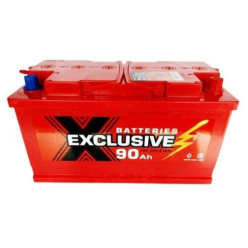 Автомобильный аккумулятор Exclusive 6СТ-90 О/П