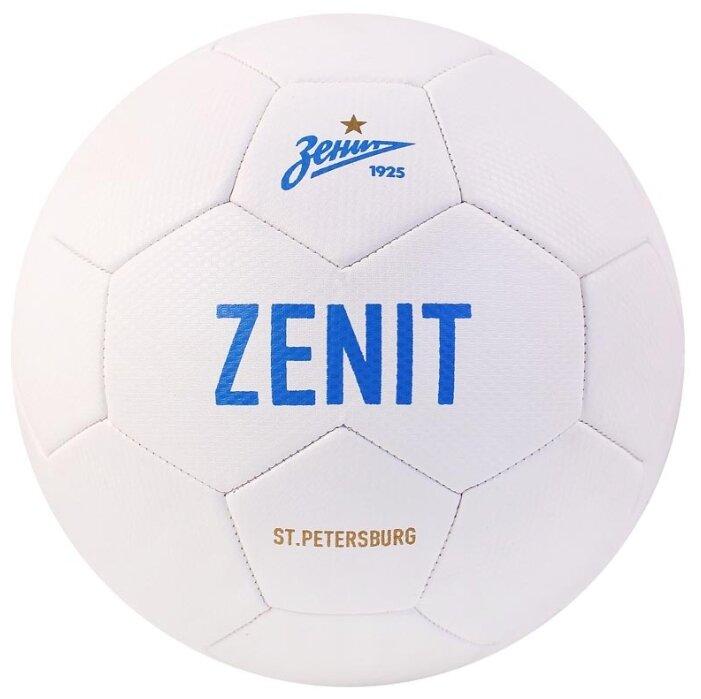 Футбольный мяч Зенит ZB4 белый 5