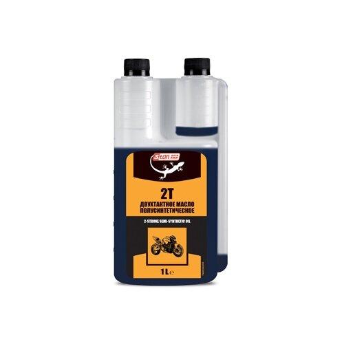 Полусинтетическое моторное масло 3TON Super 2T 1 л