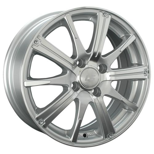 Фото - Колесный диск LS Wheels LS209 6х15/4х100 D73.1 ET45, SF колесный диск magnetto wheels 15003 6х15 4х100 d54 1 et48 silver