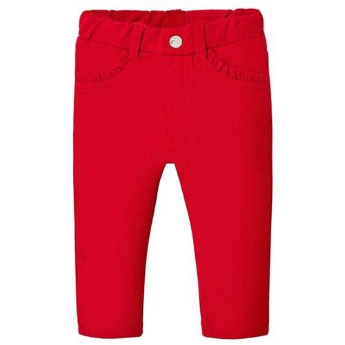 Купить Брюки Mayoral 00560 размер 74, 037 красный, Брюки и шорты